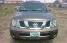 Nissan Pathfinder 2005 Brown for sale