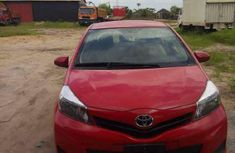 Tokunbo Toyota Yaris 2005 Red for sale