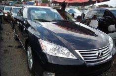 Lexus ES 2010 Automatic Petrol ₦4,800,000