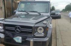 Nigerian Used Mercedes Benz E63 2013 Gray