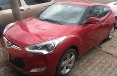 Hyundai Veloster 2013 Petrol Automatic for sale