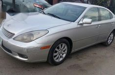 Lexus Es300 2003 Silver for sale