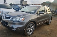 Tokunbo Neat Acura RDX 2008 Green for sale