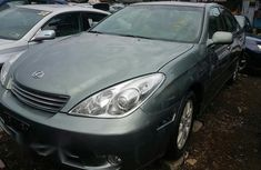 Lexus ES 300 2004 Green for sale