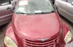 Nigerian Used Chrysler PT 2008 Red For Sale