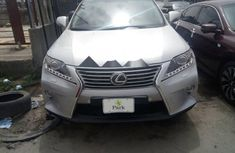 Almost brand new Lexus RX Petrol 2012
