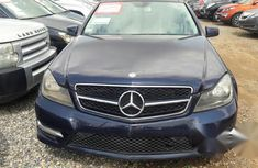 Mercedes-benz C250 2013 Blue for sale