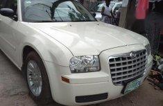 Chrysler 300C 2006 White for sale