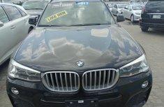 BMW X3 2017 Automatic Petrol ₦28,500,000