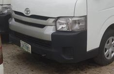 Toyota HiAce 2013 Manual Petrol ₦8,200,000
