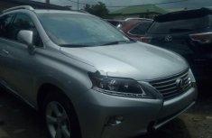 Lexus RX 2013 Automatic Petrol ₦10,000,000