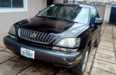 Lexus Rx300 2001 Black for sale