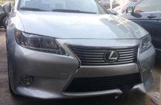 Lexus ES350 2013 Silver for sale