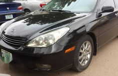 Lexus ES300 2004 Black for sale