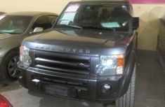 Land Rover 3 2005 Gray for sale