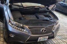 Lexus Rx350 2013 Gray for sale