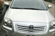 For Sale Toyota Avensis 2005 Silver for sale