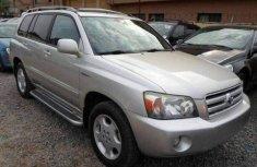 Toyota Highlander 2002 for sale