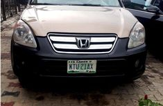 Honda CRV 2003 Gold for sale