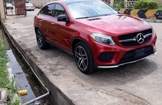 Almost brand new Mercedes-Benz GLE Petrol 2016