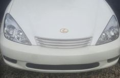 Lexus Es330 2003 White for sale