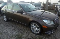 Mercedes-Benz C300 2013 Brown for sale