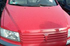Mitsubishi Spacewagon Wagon 2000 Red
