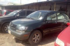 Lexus Rx300 2000 Green for sale