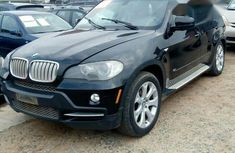BMW X5 Automatic 2008 Black
