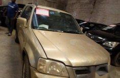 Honda CRV 2000 Gold for sale