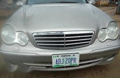 Used Mercedes-Benz C230 2005 Gray For Sale