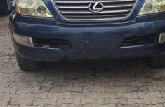 Lexus GX 2003 Petrol Automatic Blue