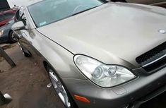 Mercedes-Benz CLS 2007 Silver for sale