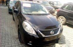 Nissan Almera 2012 Black For Sale