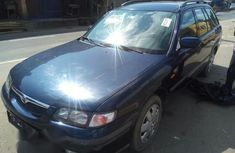 Mazda 626 2000 Blue for sale