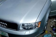 Audi A4 2004 Silver for sale