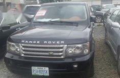 Range Rover Sport 2008 Black