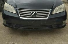 Lexus ES350 2011 Black for sale