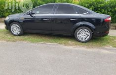 Ford Mondeo 2012 Black for sale