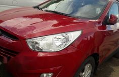 New Clean Hyundai Ix35 2012 Red