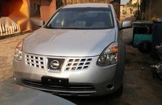 Nissan Rogue 2009 Silver for sale