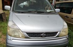 Nissan Serena 2004 Silver for sale