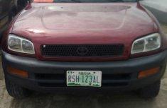 Toyota RAV4 2000 Red for sale
