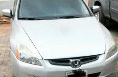 Neat Honda Accord EOD 2003 Silver