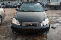 Toyota Corolla 2000 for sale