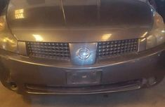 Nissan Quest 2004 Gray for sale