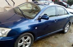 Toyota Avensis 2006 Blue for sale