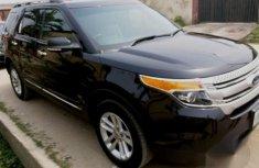 Super Clean Ford Explorer XLT 2015 Black