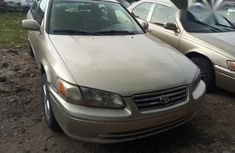 Neatly Used Toyota Camry 2002 Gold