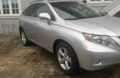 Lexus RX 2012 Petrol Automatic Grey/Silver